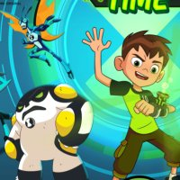 Ben 10 Games Hero Time