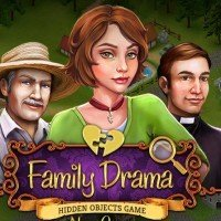Family Drama Hidden Objects Game