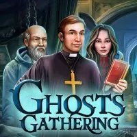 Ghosts Gathering Hidden Object Games