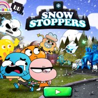 Gumball Games Snow Stoppers