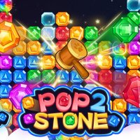 Match 3 Games Pop Stone 2