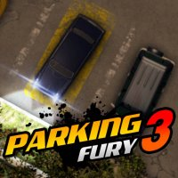Parking Games Parking Fury 3