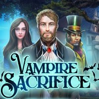 Hidden Object Games Vampire Sacrifice