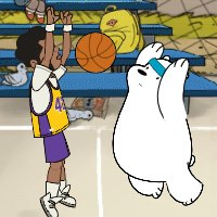 We Bare Bears Games Bearsketball