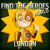 Find the Heroes World - London
