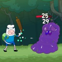 Adventure Time Games Bravery and Bakery