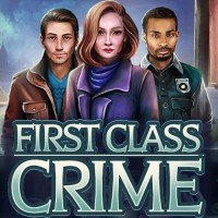 Hidden Object Games First Class Crime