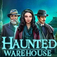 Hidden Object Games Haunted Warehouse