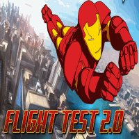 Iron Man Flight Test 2