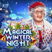 Hidden Object Games Magical Winter Night