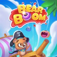Match 3 Games Bear Boom