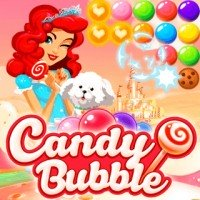 Match 3 Games Candy Bubble