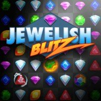 Match 3 Games Jewelish Blitz