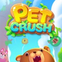 Match 3 Games Pet Crush
