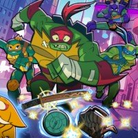 Ninja Turtles Games Epic Mutant Missions