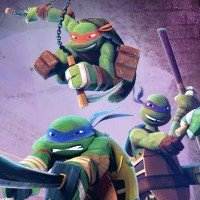Ninja Turtles Games Sewer Run