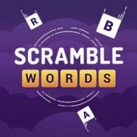 Word Games Scramble Words