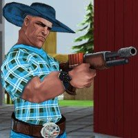 Shooting Games Farm Clash 3D