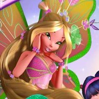 Winx Club: Dress Me Up