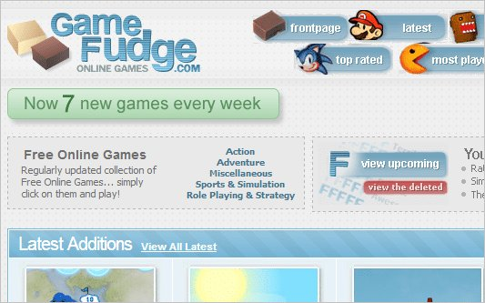 GameFudge.com